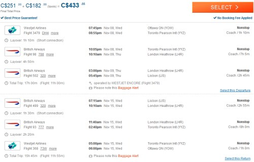 Yow Deals Cheap Flights Amp All Inclusive Vacations From